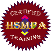 HSMPA Sticker